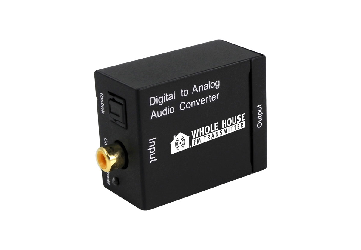 Digital to Analog Converter Reviews at Home Theater Review ...